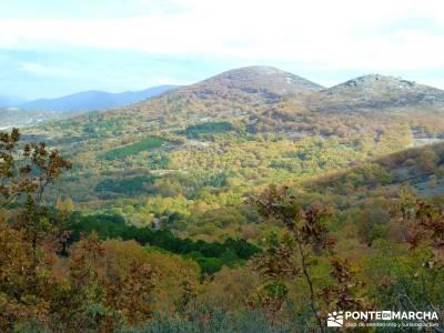 Pico Cerillón - La Morra - Montes de Toledo; viajes de un día, viaje fin de semana